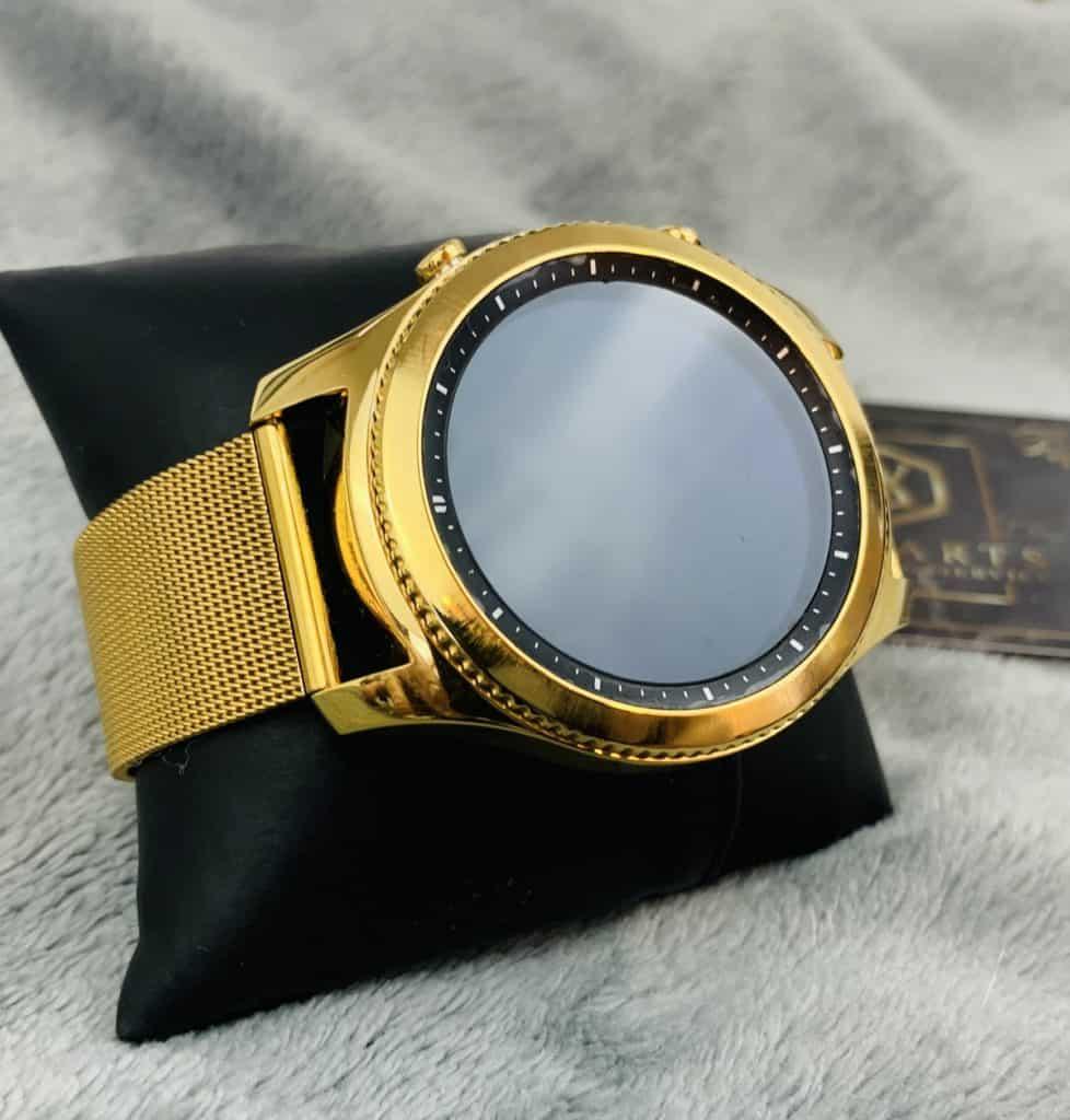 Smartwatch vergolden lassen